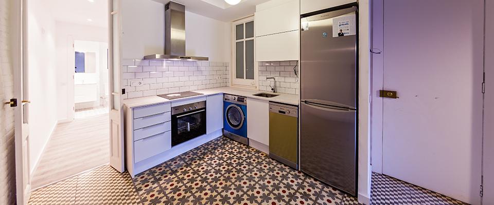 Muebles de Cocina Fácil - Carpintería Barcelona